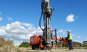 Multi purpose Rotary Drilling Rig
