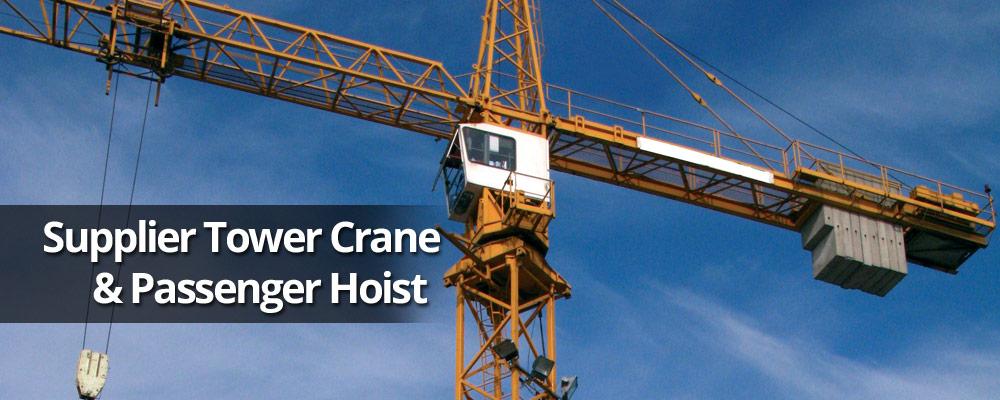 Tower Crane Indonesia Untuk Konstruksi Bangunan Indo Tower Crane