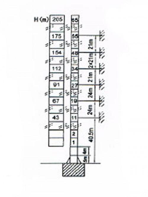 qtz160f jiang lu tower crane