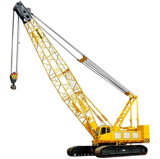 Crawler Crane - Jenis-jenis dan Fungsi Alat Berat Proyek Bangunan